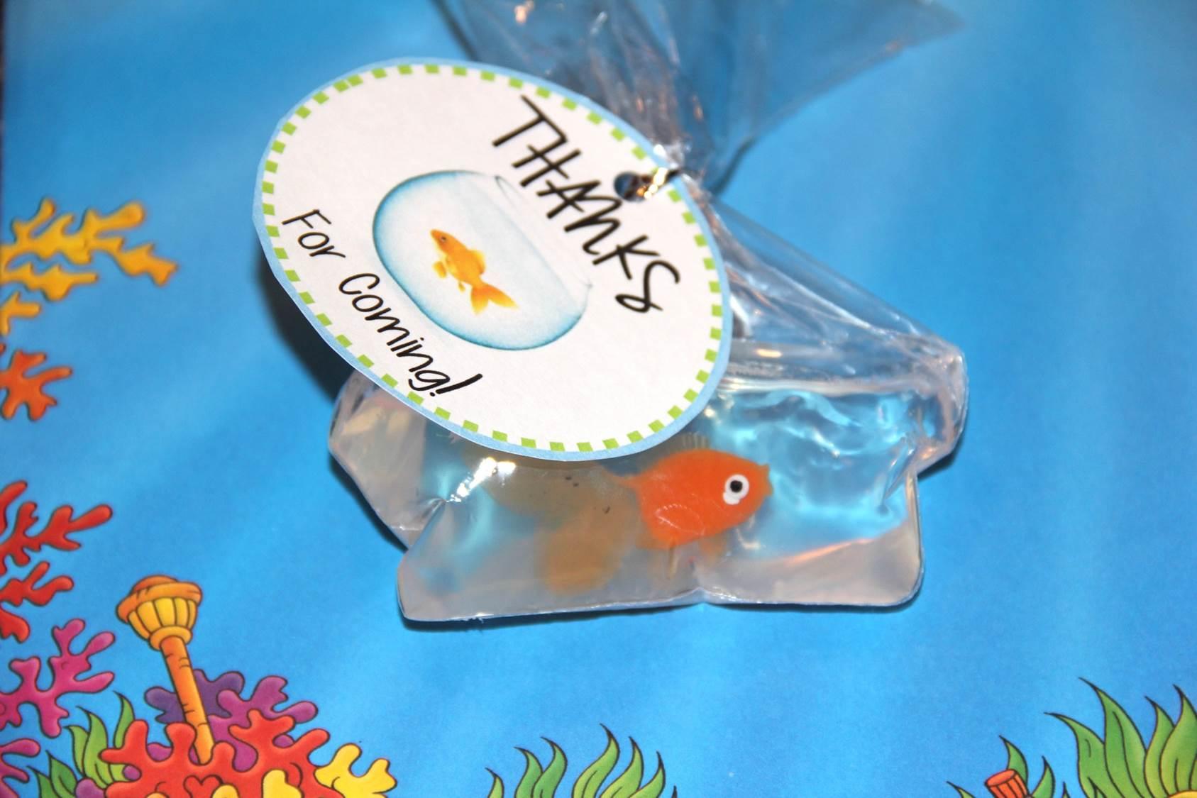 Goldfishsoap