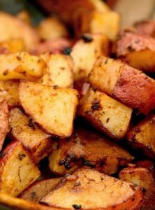 Roasted Balsamic Potatoes