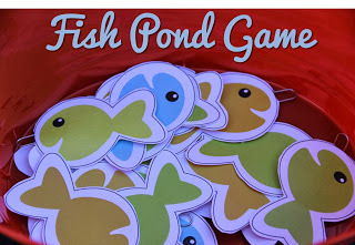 House family bitz giggles for Fish pond game