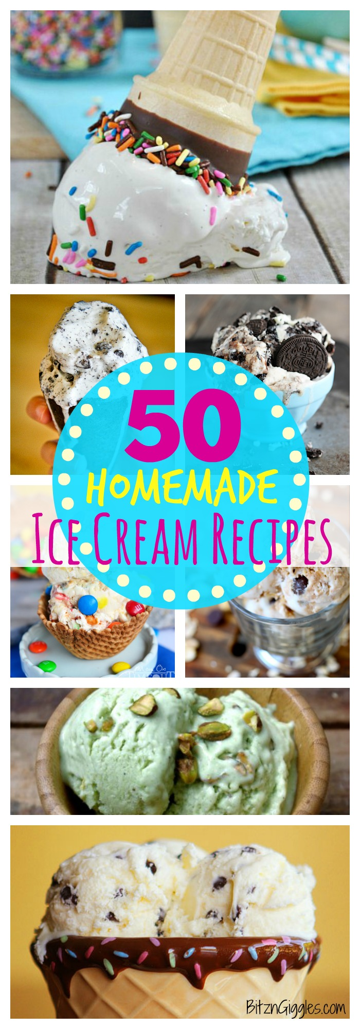 Homemade Ice Cream Recipes - Bitz & Giggles