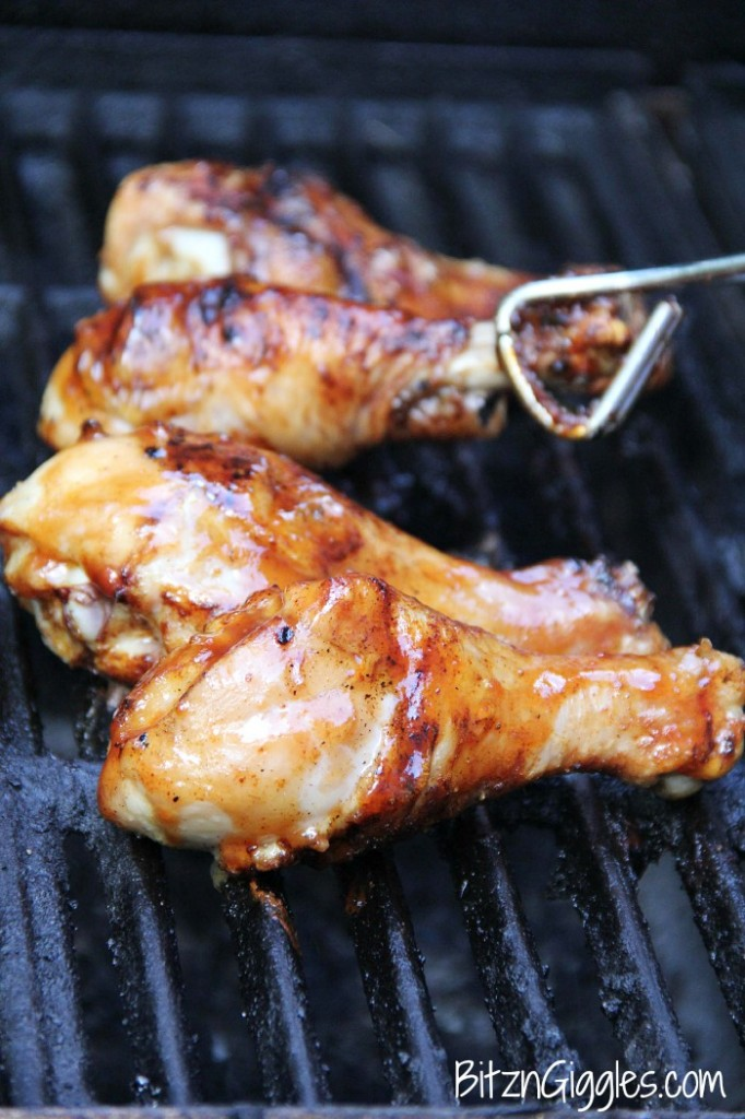 Root Beer Grilled Chicken - Bitz & Giggles