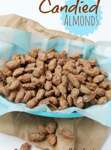 Candied Almonds - Bitz & Giggles