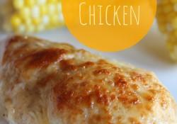 Muenster Chicken - Bitz & Giggles