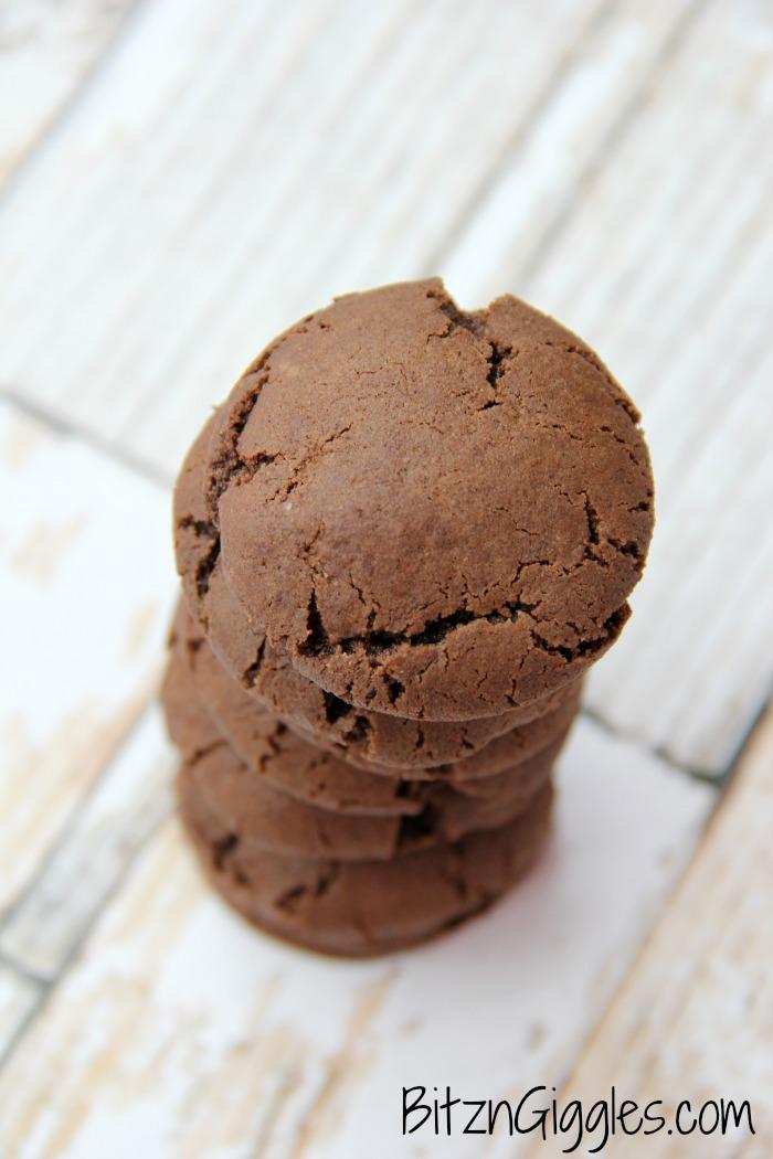 Cocoa Confetti Cookies