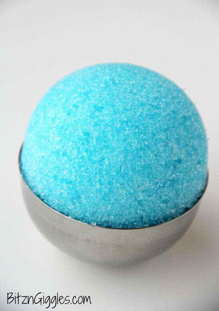 Peppermint Bath Bombs