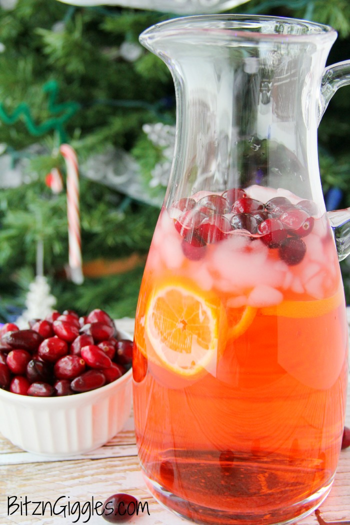 Cranberry Party Punch