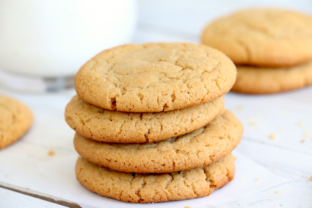 World's Greatest Peanut Butter Cookies - Melt-in-your-mouth, soft and delicious peanut butter cookies. These are a readers' favorite recipe!