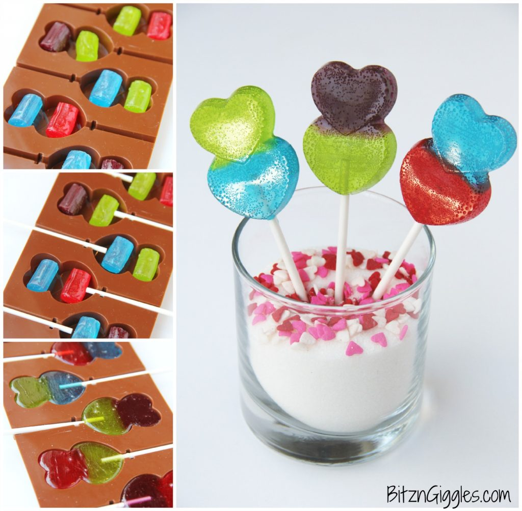 Easy Lollipops