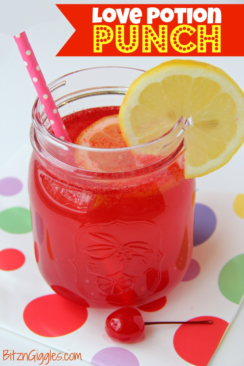 Love Potion Punch