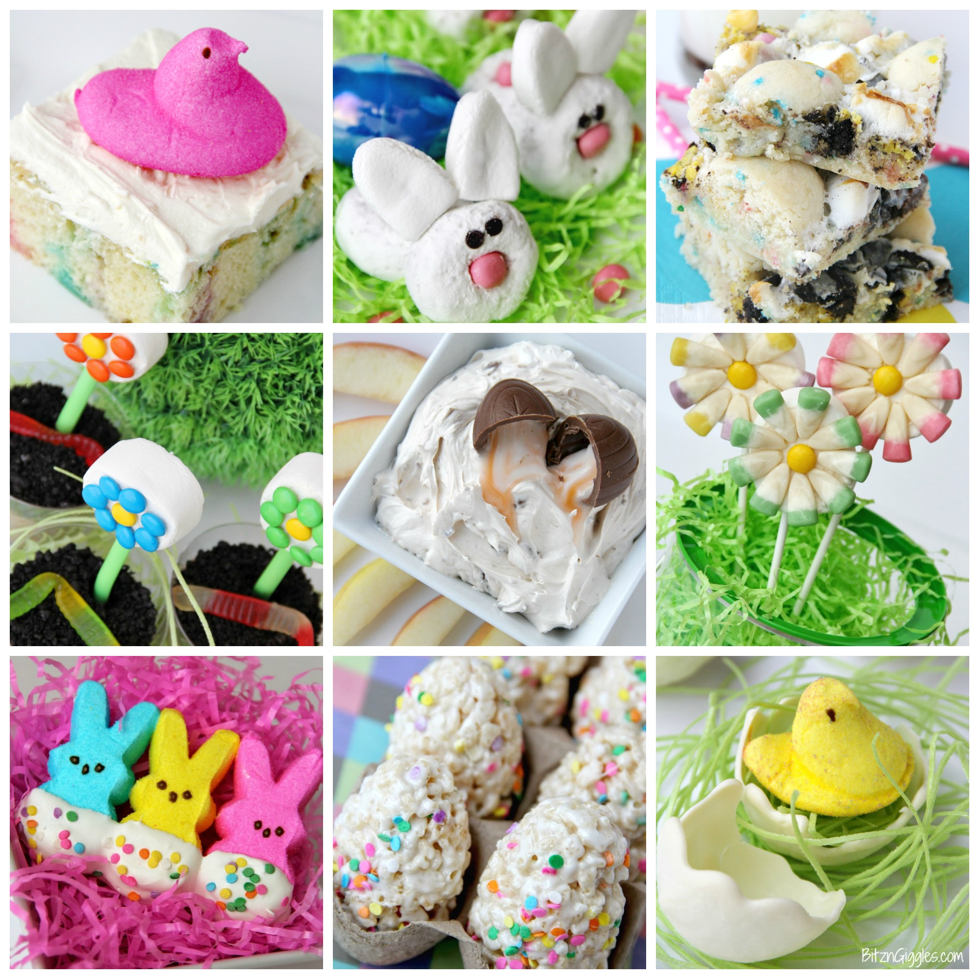 9 Super Sweet Easter Treats