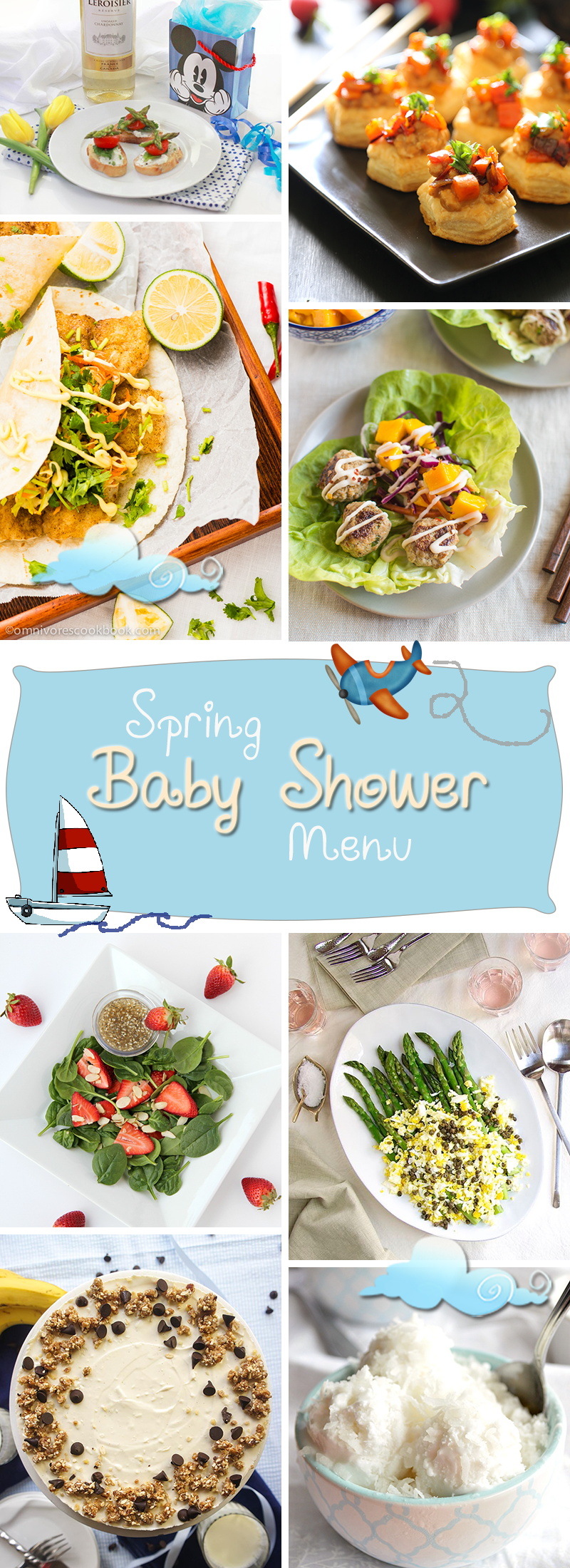 Healthy Baby Shower
