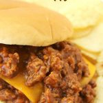 Old Fashioned Sloppy Joes - A true family favorite perfect for weeknight meals or weekend entertaining!