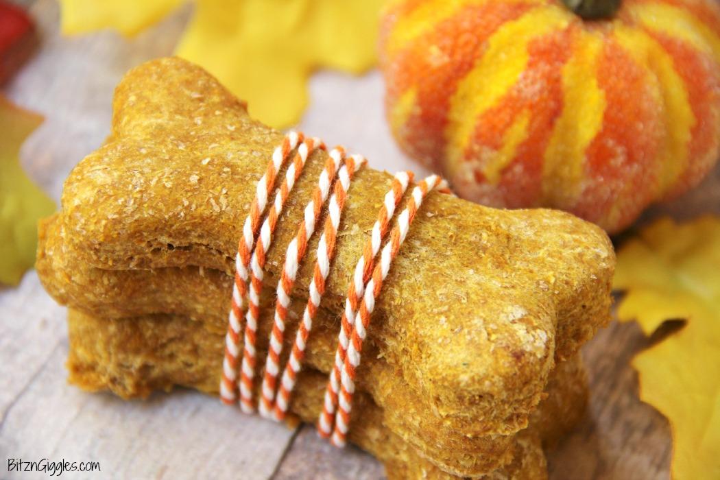 Peanut Butter Pumpkin Treat