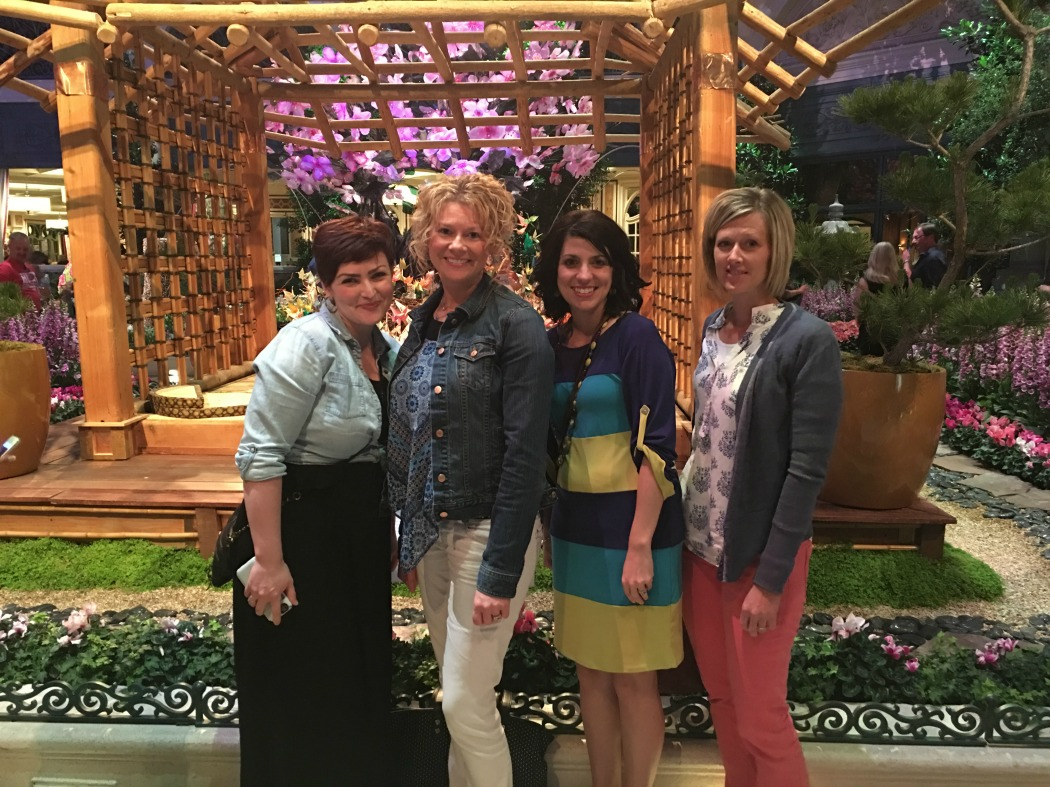 2016 Bloggers Retreat - Blogging retreat at The Wyndham Grand Desert Resort in Las Vegas, NV. We all had so much fun!!