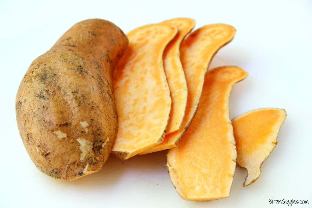 Make Sweet Potato Treats For My Dog