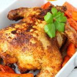 Air Fryer Roast Chicken