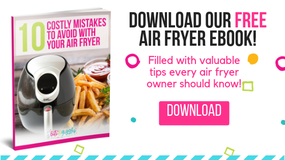 Air Fryer Ebook
