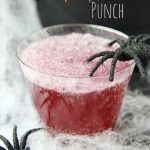 Magic Potion Punch - A magical punch that fizzes and bubbles when you add the secret ingredient. Tastes delicious, too! Great for mad scientist and Halloween parties or just anytime you need a little magic.