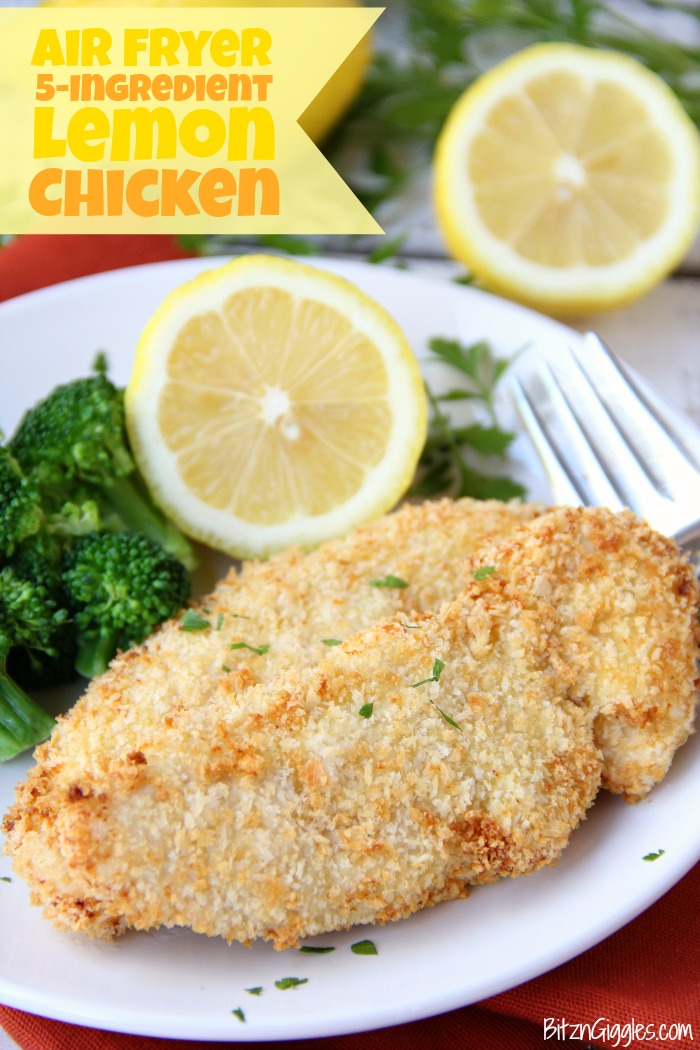 how to cook chicken tenderloins in air fryer