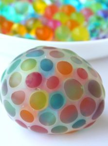 Water Bead Stress Ball