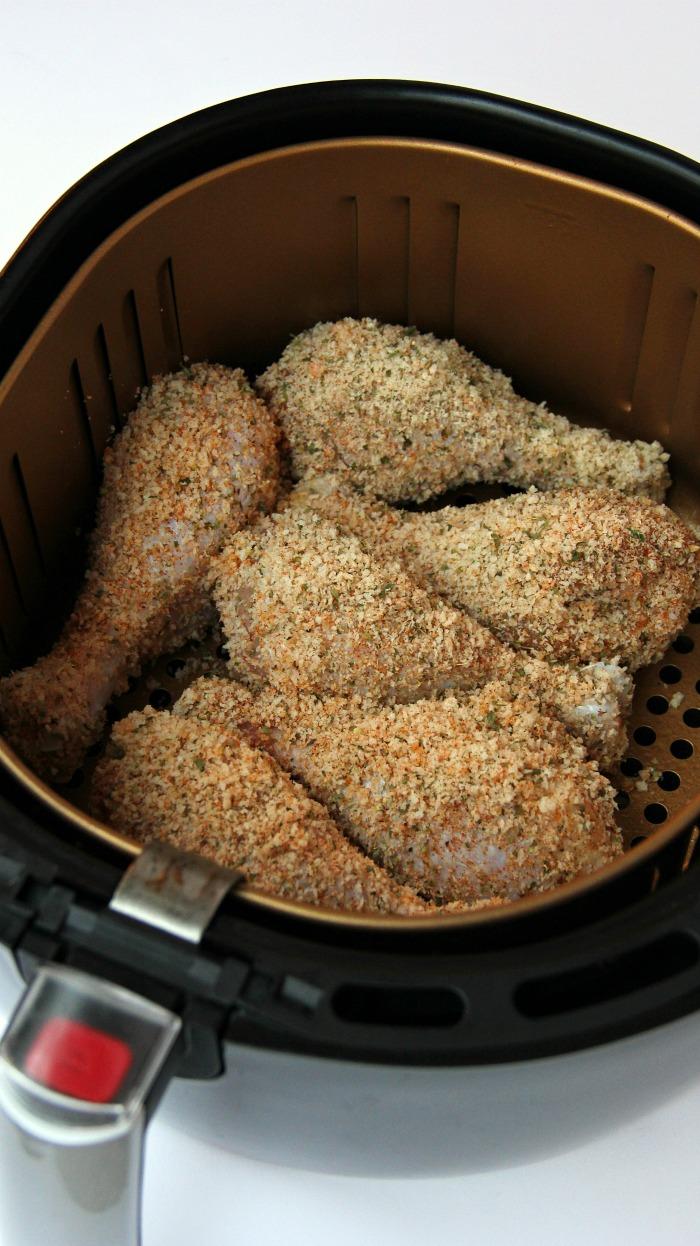 Double Crunch Chicken Drumsticks Bitz Giggles