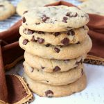 Mega Chocolate Chip Cookies - Your guests' eyes will get as big as these cookies when they see and taste the soft, chewy deliciousness!