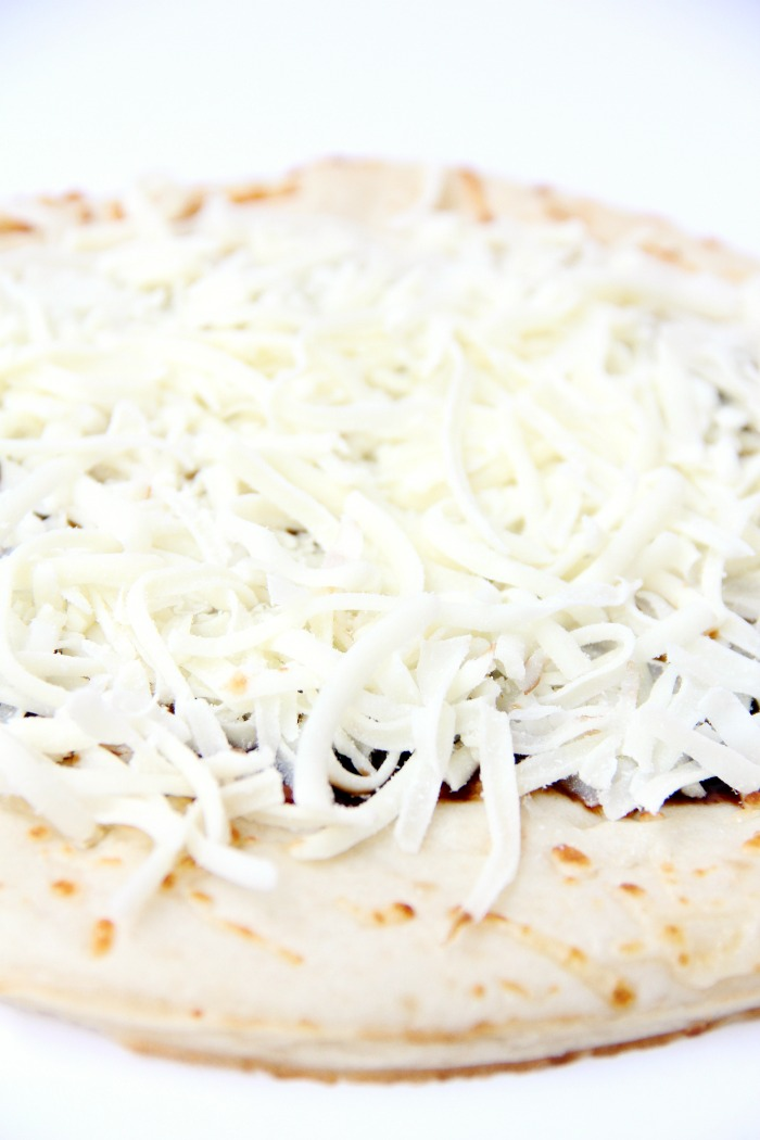 Air Fryer Pizza - Crispy and flavorful pizza baked right in the air fryer!
