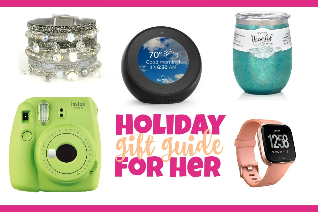 2018 Holiday Gift Guide | For Her