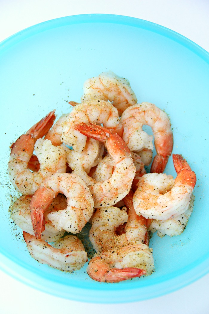 Air Fryer Shrimp - Restaurant quality fried shrimp you love, made better for you, right in the air fryer!
