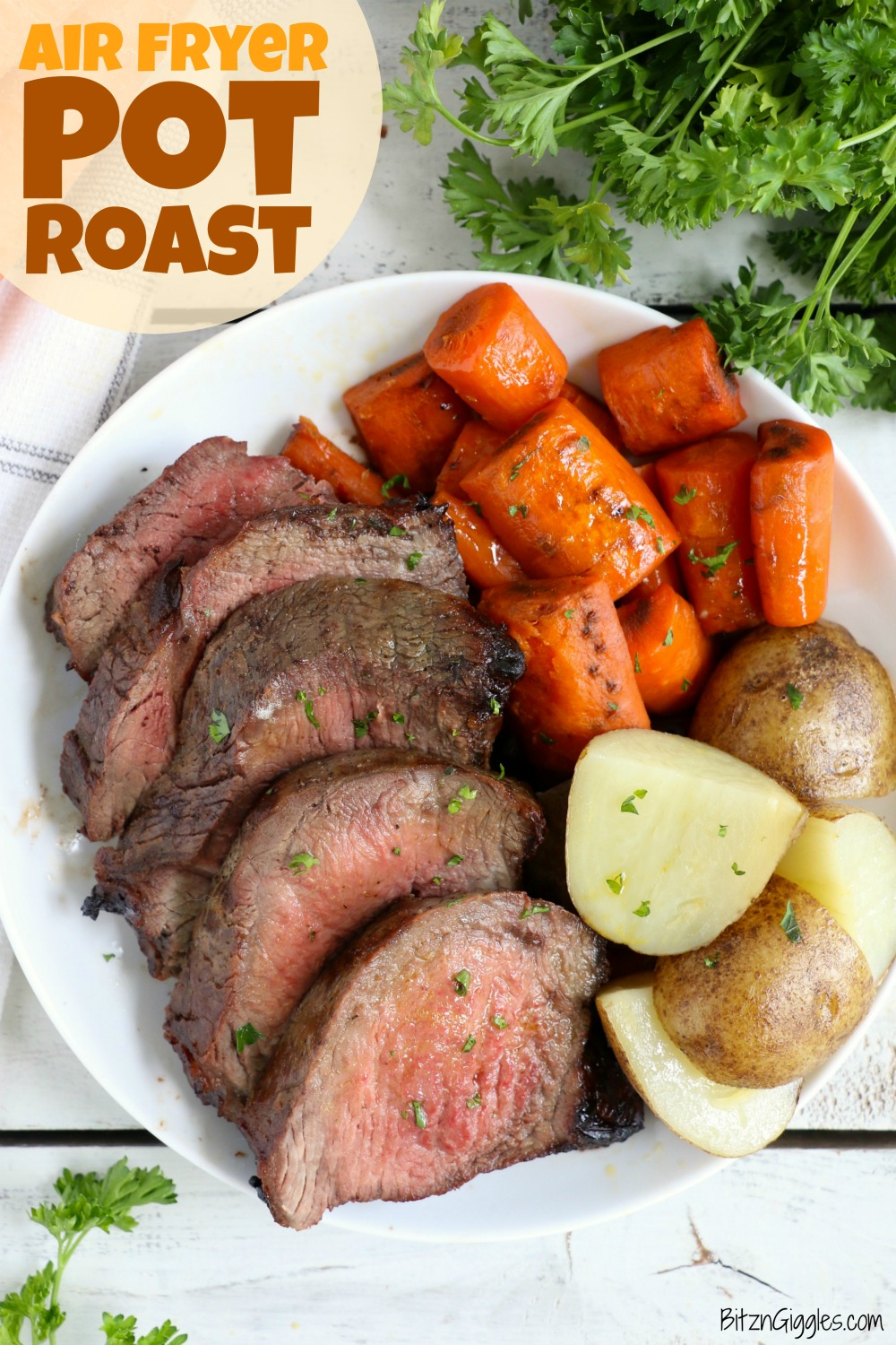 Air Fryer Pot Roast Bitz Giggles