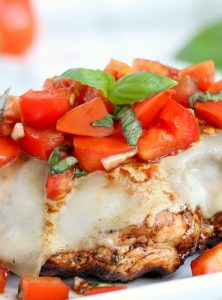 grilled balsamic bruschetta chicken