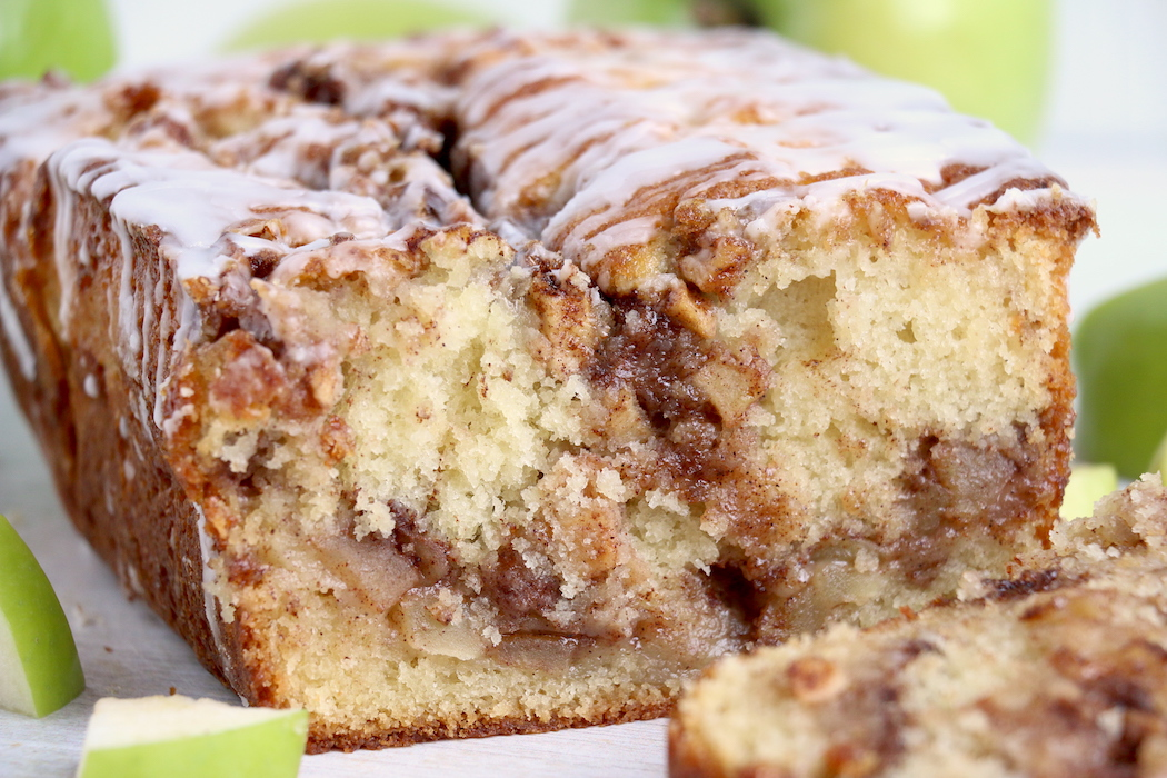 Apple Cinnamon Fritter Bread Bitz Giggles